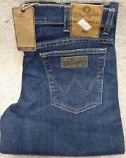 WRANGLER jeans Texas Slub Dark Stretch Tg.W38/L34