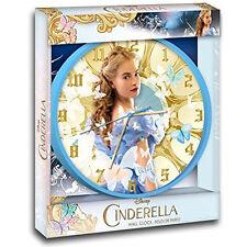 Orologio da parete muro cameretta Bambini Disney Cinderella Cenerentola