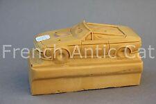 Rare modele véhicule résine Aston Martin Zagato Volante 1/43 Heco modeles EQ'