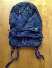 Nike Purple Fanny Pack Convertible Back Pack Light Weight