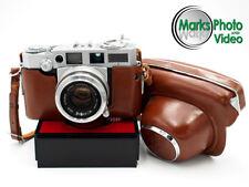 Aires 35-V Rangefinder Camera w/ 4.5cm Lens #9357