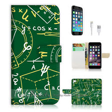 ( For iPhone 6 Plus / iPhone 6S Plus ) Case Cover Math & Science P1424