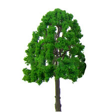 20pcs HO OO Scale Model Tree Scenery Railroad Layout Green Tree Scene 65mm Xmas