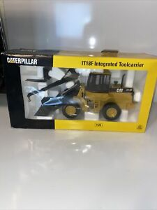 Cat IT18F Integrated Toolcarrier Limited Edition 1:25 Joal Norscott Group Inc