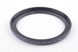 EXC++ GENUINE TIFFEN 67mm-77mm STEP-UP RING, VERY CLEAN