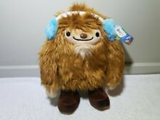 """Vancouver 2010 Quatchi Plush Winter Olympics 13.5"""" *New/Tags Attached*"""