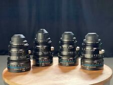 Schneider Xenon 4 Lens Set - PL and EF Included