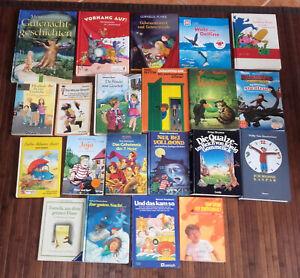 Bücherpaket 21 Kinderbücher Vorlesen Lesen lernen, Erstes Lesen ab ca. 5-9 Jahre