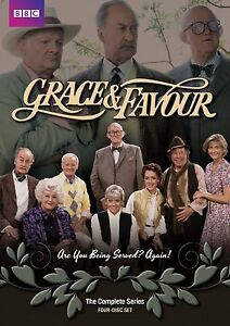 Grace & Favour (Are You Being Served? Again!) The Complete Series DVD BBC