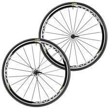 MAVIC Cosmic Elite UST Tubeless Road UST Wheel Set (Pair) NEW