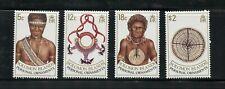 Q804  Solomon Islands 1990  personal ornaments   4v.  MNH