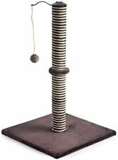 Ancol Premo XL Deluxe Cat Scratching Post Extra Tall 27 inch Chocolate Cats BN