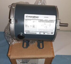 MARATHON Part # 5KH33FN6H 1725 RPM FR 48 115V A 5.6 1/4HP A-C MOTOR NEW!