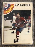 Guy Lafleur 1978-79 O-Pee-Chee #90 Montreal Canadiens