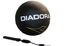 Diadora Basketball + Ballpumpe Gr. 7 Spielball Ball Trainingsball NBA BBL Pumpe