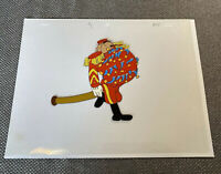 Vintage Loony Tunes Animation Hand Painted Art Original Production Cel Cell