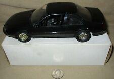 AMT Ertl 1988 Chevrolet Beretta GT Dealer Promo Model #6088EO Black