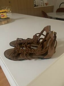 Cynthia Vincent Roman sandals 39