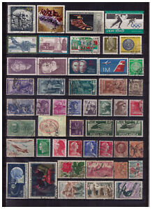 A Worldwide lot#364 Germany Italy France Europe Telstar classic vintage &more