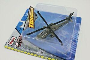 Maisto AH-64 Apache Helicopter. US ARMY. Maisto Fresh Metal Tailwinds