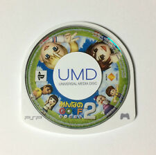 USED PSP Disc Only Minna no Golf Portable 2 JAPAN Sony PS Portable Everybody's