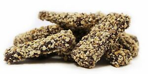 English Toffee Viennese Crunch by Its Delish (Dark Chocolate Coated, 10 lbs)
