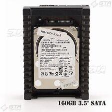 """Western Digital 160GB 3.5"""" SATA Hard Drive WD1600HLFS-60G6U0 10K RPM 490581-001"""