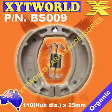 REAR Brake Shoes KEEWAY Matrix 50 2T 2006 2007 2008 2009 2010 2011 2012