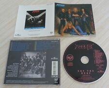 CD ALBUM EAT THE HEAT ACCEPT 12 TITRES 1989