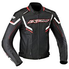 blouson jacket homme IXON STUNTER ROUGE TAILLE XXL