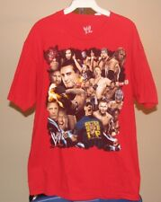 WWE Superstars Classic Red WWE Superstars I WAS THERE Large T-Shirt