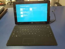 Microsoft Surface Rt 32gb Pc/Tablet Windows 8.1 2gb Ram 1.3ghz Touch screen