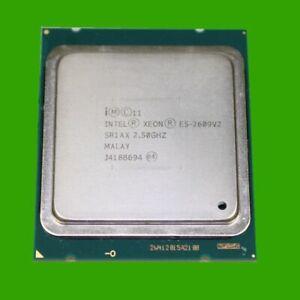 Intel XEON E5-2609V2 4x 2,5 GHz Sockel LGA 2011 CPU Quad Core Prozessor