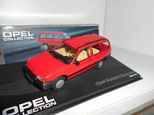 OPEL KADETT E CARAVAN BREAK 1984-91 OPEL COLLECTION EAGLEMOSS IXO 1:43