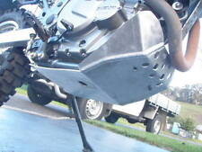 Suzuki DR650 heavyduty bash plate