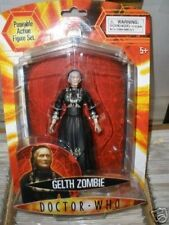Dr Doctor Who Series 1 Gelth Zombie Action Figure MINT
