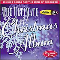 Ultimate Christmas Album 5: Wjmk Oldies 104.3 - VARIOUS ARTISTS - CD 2000-11-28