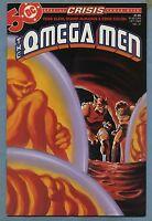 Omega Men #31 1985 Crisis DC Comics v