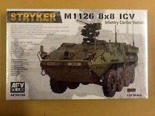AFV CLUB 1/35 STRYKER  M1126 8 X 8 ICV INFANTRY CARRIER VEHICLE KIT # 35126 F/S
