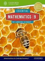 Essential Mathematics for Cambridge Lower Secondary Stage 9 by Pemberton, Sue|Ki