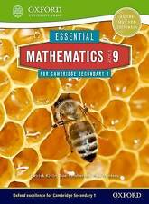 Essential Mathematics for Cambridge Secondary 1 Stage 9 Pupil Book by Paul...