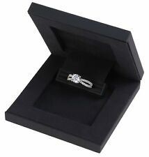 Slim Hidden Proposal Engagement Ring Box - Luxurious & High Quality