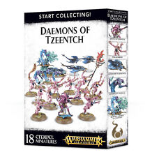 [S] Start Collecting! Daemons of Tzeentch - Games Workshop miniatures Original
