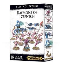 [S] Start Collecting! Daemons of Tzeentch - Games Workshop miniatures Original