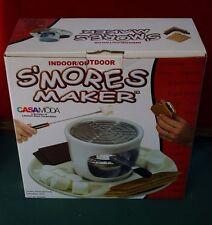 CasaModa S'mores Maker Indoor Outdoor Smores Set Marshmallow Roaster