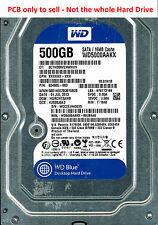PCB 2060-771640-003 - Western Digital WD5000AAKX - WD5000AAKX-60U6AA0 - 500G0
