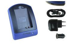 Cargador (USB) BLN-1 BLN1 para Olympus OM-D E-M1, E-M5 / PEN E-P5