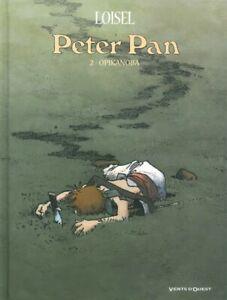 BD - PETER PAN > TOME 2 / LOISEL, VENTS D'OUEST