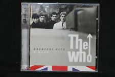 The Who ‎– Greatest Hits & More - Like New (See  Description) - CD (C1138)