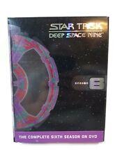 Star Trek: Deep Space Nine - The Complete Sixth Season (DVD, 2003, 7-Disc Set)